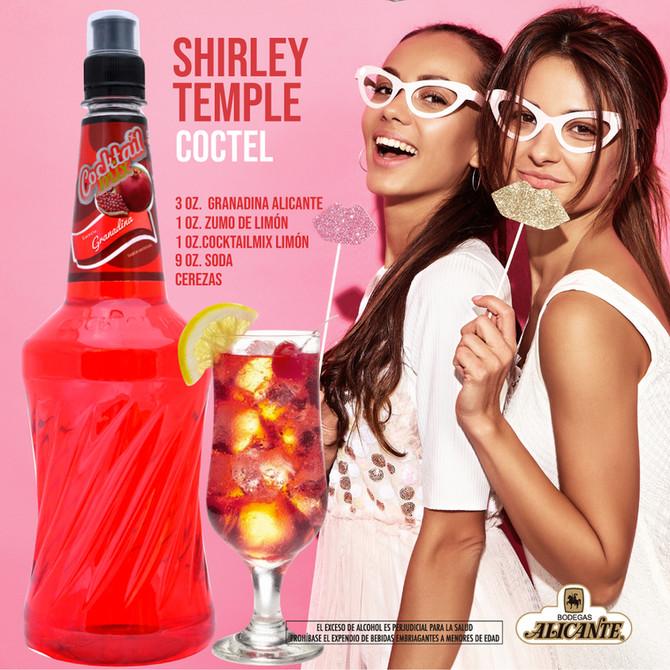 Shirley Temple-Prepáralo en casa