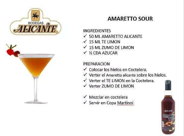 Amaretto Suor