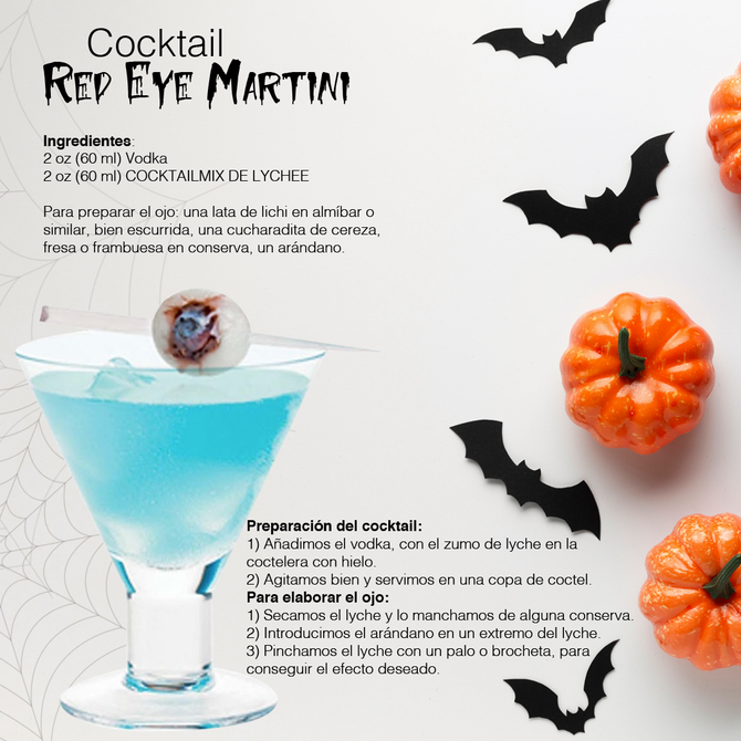 Red Eye Martini