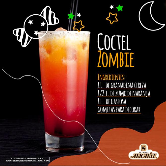 Coctel Zombie