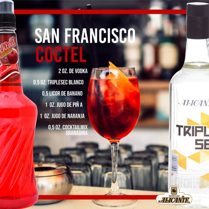 San Francisco-Prepáralo en casa
