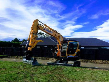 What do excavation contractors do?