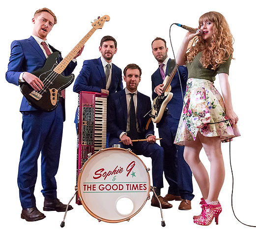 The Good Times Wedding and Party Band