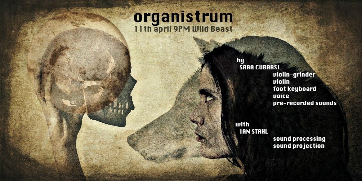 Poster for Organistrum II