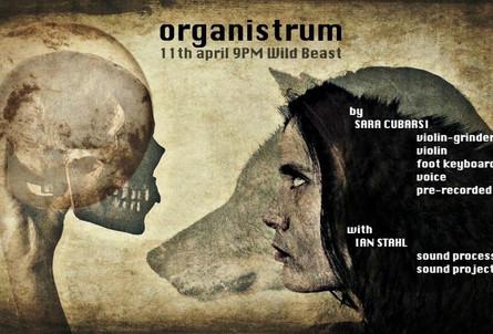 Poster for Organistrum II