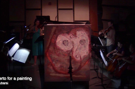 Concerto for a Painting(2016)