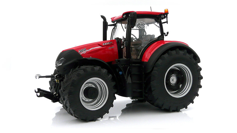 Case Optum 300 CVX Tractor of the year