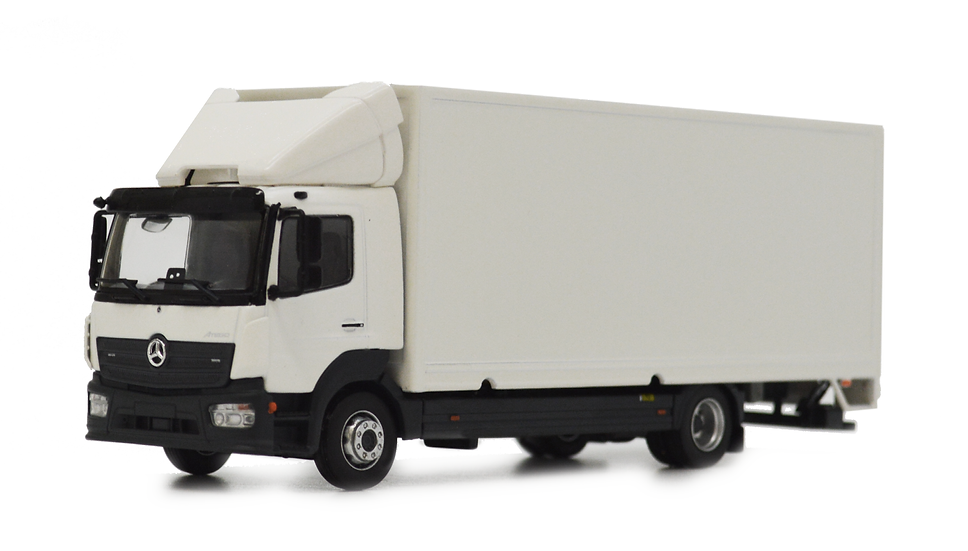 Mercedes-Benz Atego truck scale 1:50