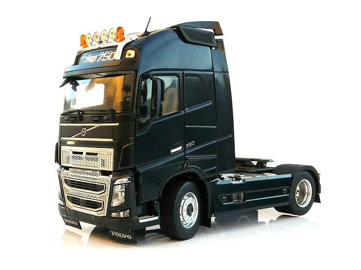 Volvo FH16 4x2 anthracite