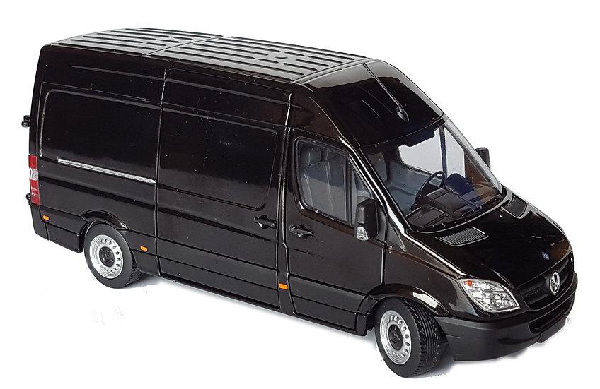 Mercedes-Benz Sprinter black