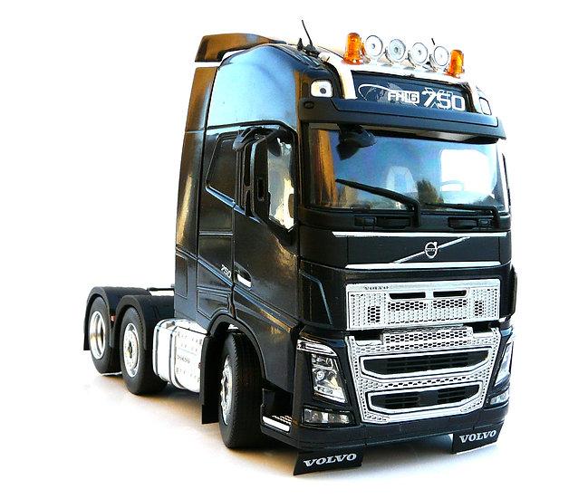 Volvo FH16 6x2 anthracite