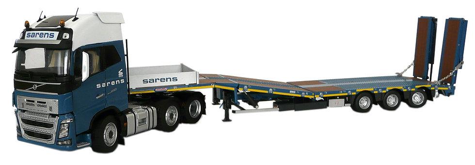 Volvo & Nooteboom set SARENS design
