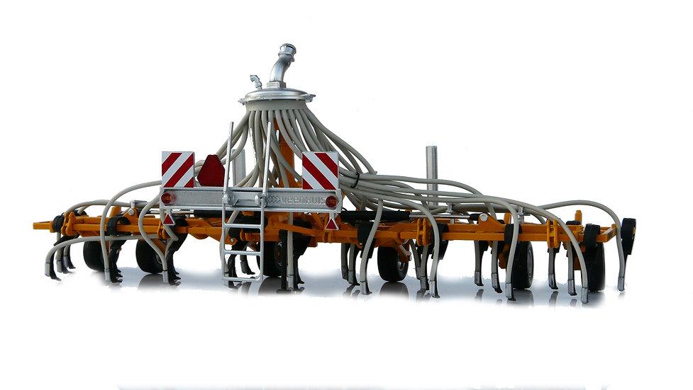 Veenhuis Terraject 300 with support wheels