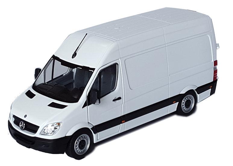 Mercedes-Benz Sprinter white