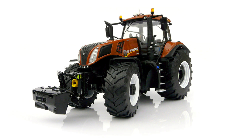 New Holland T8.435 Terracotta