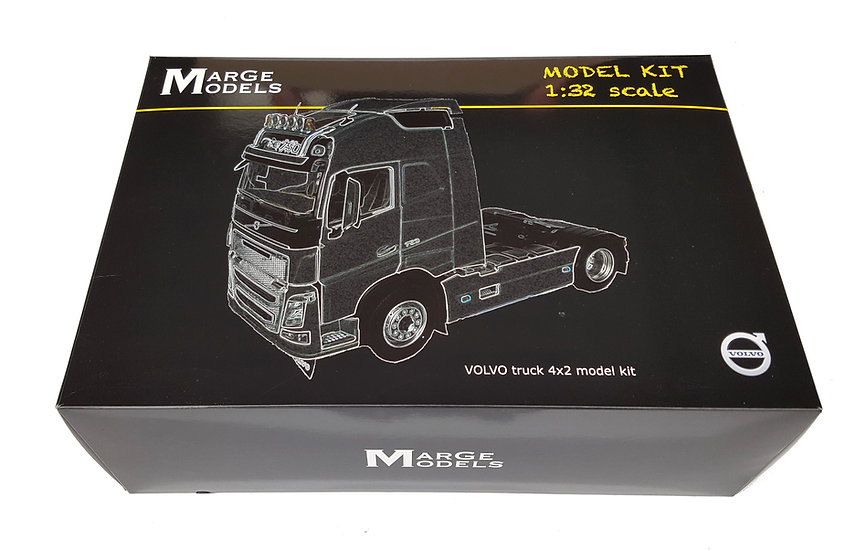 Volvo FH16 4x2 model kit
