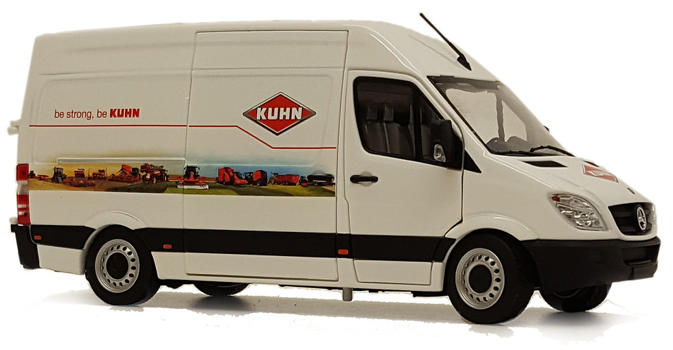 Mercedes-Benz Sprinter Kuhn design