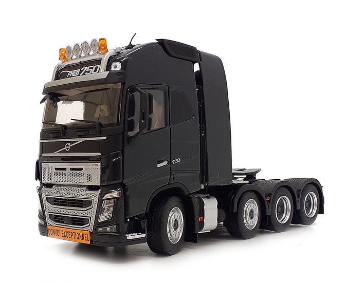 Volvo FH16 8x4 anthracite