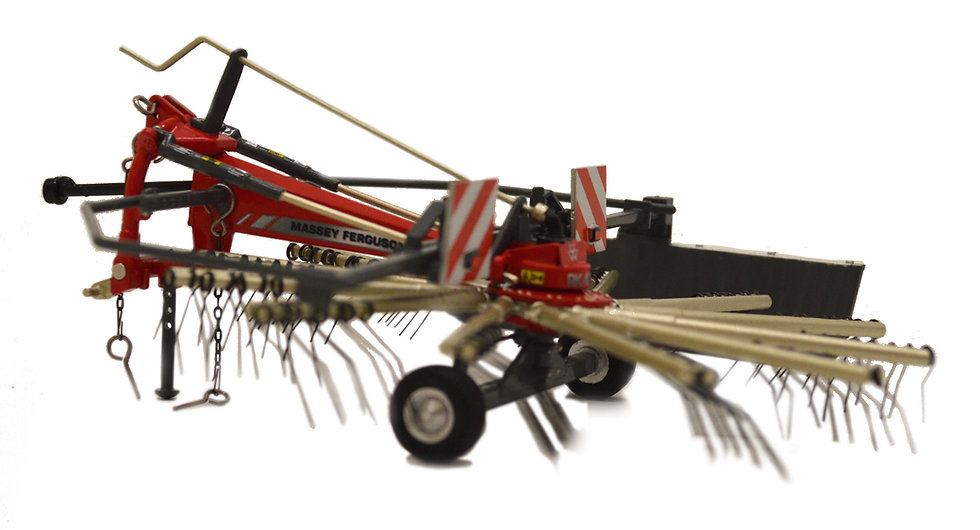 Massey Ferguson RK 421 DN single rotor rake