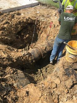 Driange Repair Lake Comite