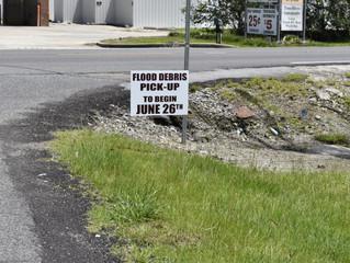City to make final flood debris collection pass