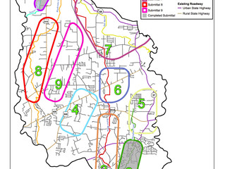 Progress Update on Drainage Work