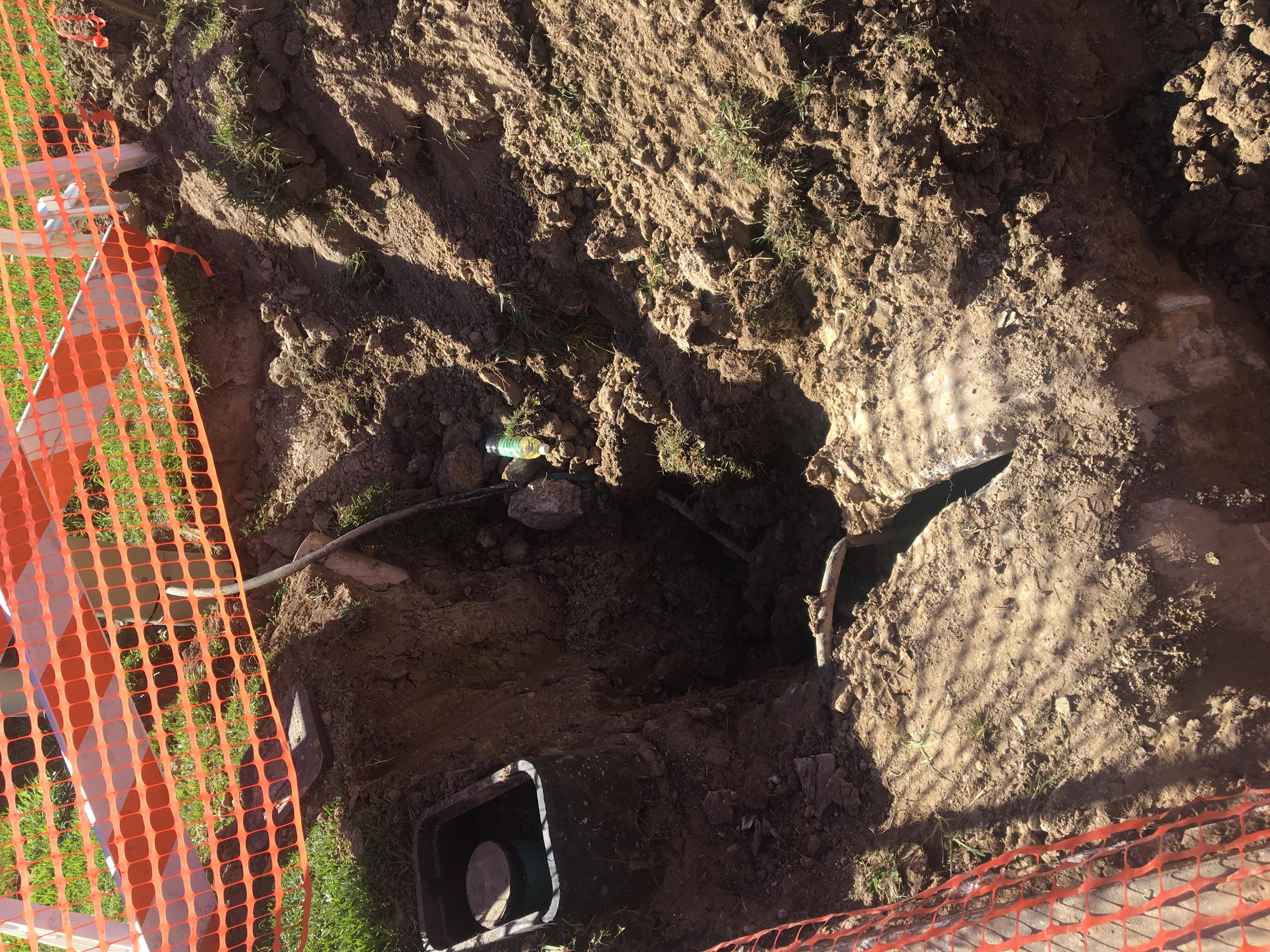 Culvert Repair Shetland