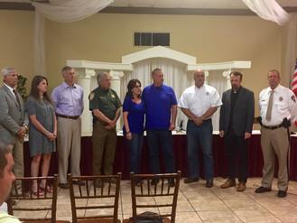 April Autism Awareness Month, City Council names Bruce Simmons '2016 Law Enforcement Citizen of the