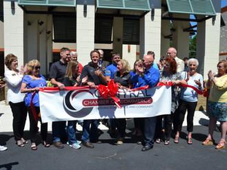 Oak Point celebrates ribbon cutting, announces truck giveaway