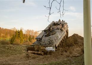 Artikelsammlung: Wissenswertes zum Bergepanzer Büffel (BPz Büffel) der Schweizer Armee