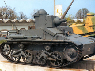 Artikelsammlung: Wissenswertes zum Vickers Carden Loyd der Schweizer Armee