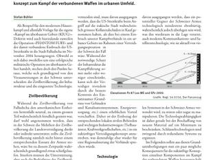 Gedanken zum Kampf in der urbanen Schweiz