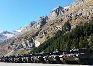 Bestandesaufnahme Panzer 87 Leopard