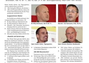 1. Think Tank Tagung der OG Panzer