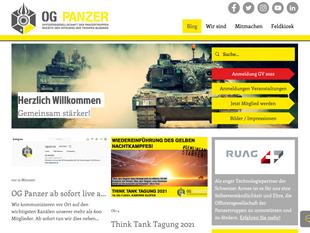 Top-4 Neuerungen auf www.ogpanzer.ch im Oktober 2021
