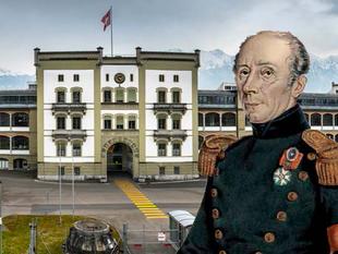 """OG PANZER: Einladung zum Jubiläum """"200-Jahre Waffenplatz Thun"""""""