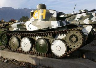 Artikelsammlung: Wissenswertes zum Panzer 39 (Pz 39) der Schweizer Armee