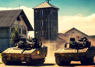 Artikelsammlung: Wissenswertes zum Schützenpanzer 2000 (Spz 2000) der Schweizer Armee