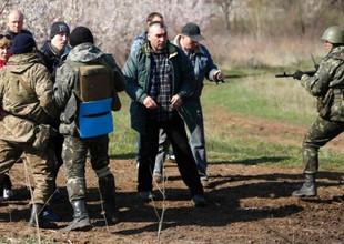 Krieg in der Ostukraine 2014/2015 (1/4): Invasionsangst, Mobilmachung und Eskalation
