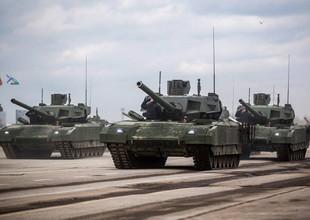 Der T-14 Armata aus technischer Sicht