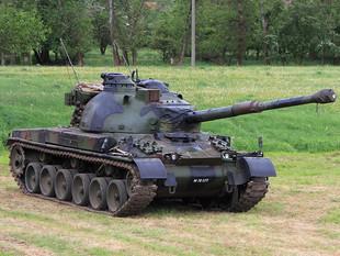 Artikelsammlung: Wissenswertes zum Panzer 68 (Pz 68) der Schweizer Armee