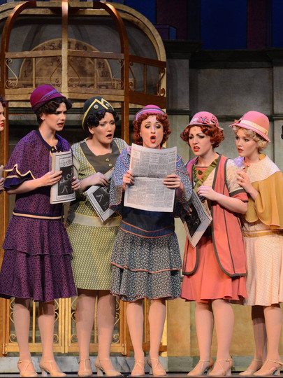 Thoroughly Modern Mille