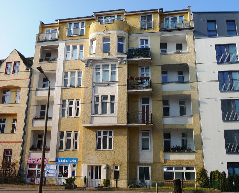 Altbau-Whg. in Pankow