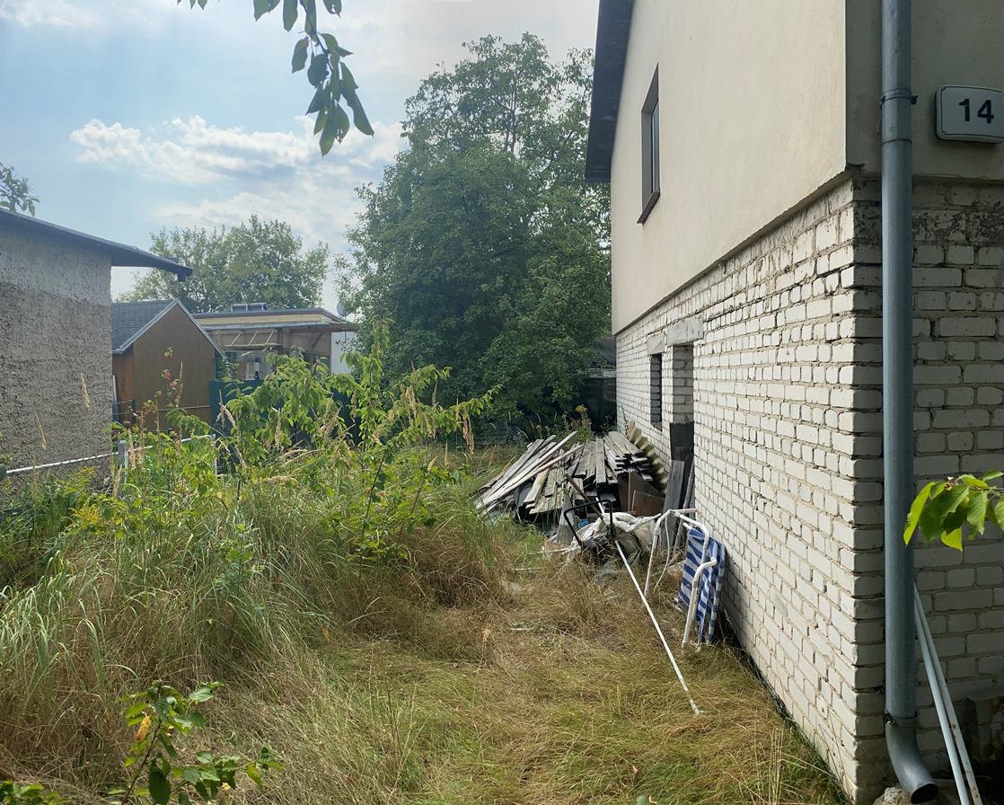 WH-Rohbau, Giebel