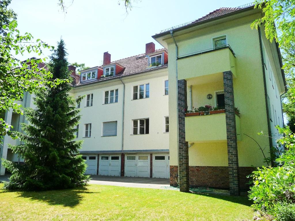 Westend / 3-Zi-Wohnung inkl. Garage