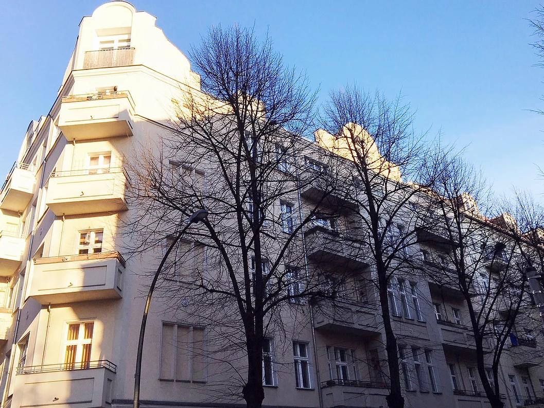 Friedrichshain, Eigentumswhg.