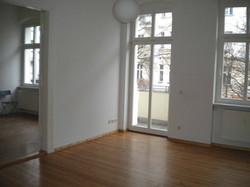 Schöne 2-Zi-Alr-Altbauwohnungfzimmer