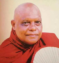 Venerable Nauyane Ariyadhamma Maha Thera