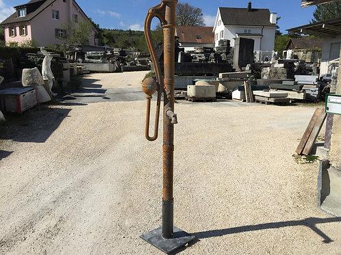 Gusspumpenbrunnenröhre ohne Mechanik