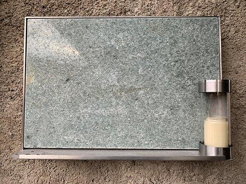 Rahmen für Urnennischenwandplatte